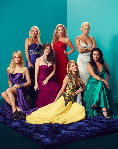 Real Housewives of Beverly Hills Season 4 Trailer: Lisa Vanderpump and Brandi Glanville Face Off (VIDEO)