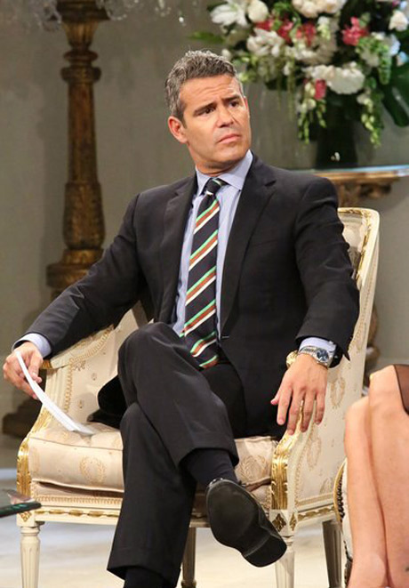 Is Andy Cohen Engaged to a Sexy Pro Athlete? His Dad Responds!
