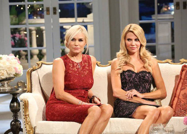 "Brandi Glanville: I'm ""Shocked"" That Lisa's Husband Touched Yolanda"
