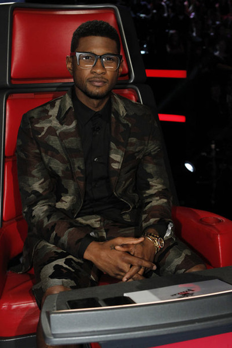 "Usher Suffers a Painful Death of a Close Friend and ""Sister"" (PHOTO)"