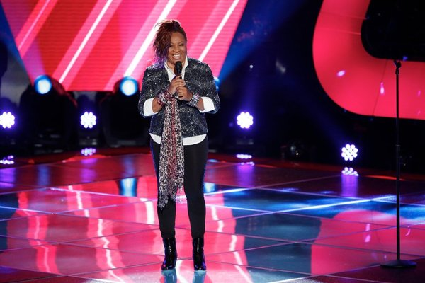 "Watch Donna Allen Sing ""You Are So Beautiful"" on The Voice 2013 Blind Auditions"