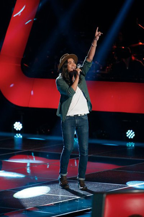 "Watch Jonny Gray Sings ""All These Things I've Done"" on The Voice 2013 Blind Auditions (VIDEO)"