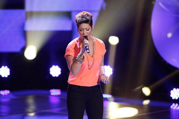"Watch Tessanne Chin Sing ""Try"" on The Voice 2013 Blind Auditions (VIDEO)"