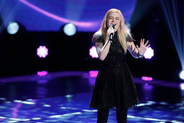 "Watch Holly Henry Sing ""The Scientist"" on The Voice 2013 Blind Auditions (VIDEO)"