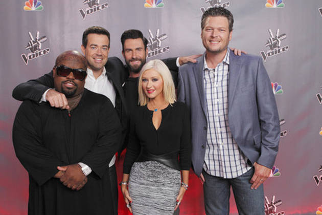 The Voice 2013: Who Are the Season 5 Battle Round Mentors?