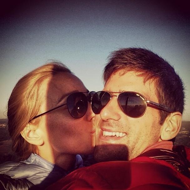 Tennis Star Novak Djokovic is Engaged to Swimsuit Model Jelena Ristic