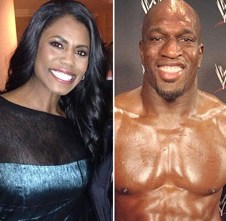 Omarosa Manigault Moves On — A Year After Michael Clarke Duncan Death
