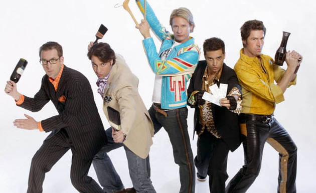 Queer Eye for the Straight Guy Gets 10-Year Reunion! Where Are They Now?