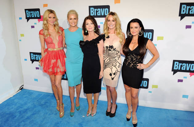 Real Housewives of Beverly Hills Season 4: Joyce Giraud and Carlton Gebbia Officially Join Cast!