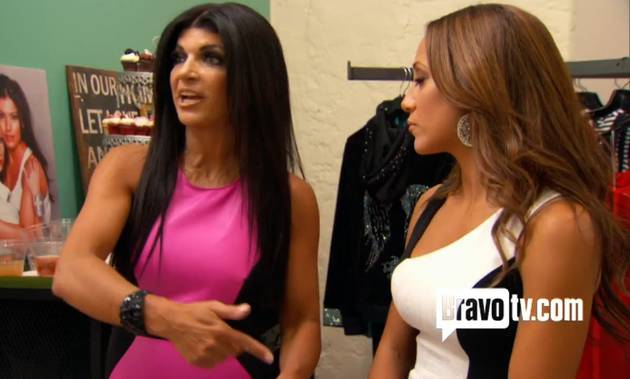 "Teresa Giudice Calls Melissa Gorga ""Calculated"": I'm Not Going to Play Her Game!"