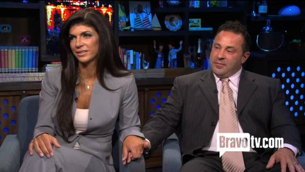 """Teresa Giudice Opens Up About Fraud Trial: """"I Can't Fall Apart, I Have My Daughters"""" (VIDEO)"""
