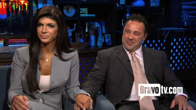 Joe Giudice Thought He Could Face Up to 100 Years in Prison (VIDEO)