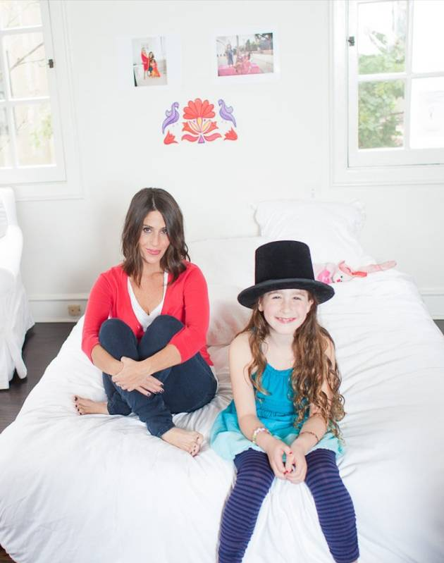 Soleil Moon Frye Talks Crafting, Pregnancy, and 'Happy Chaos'