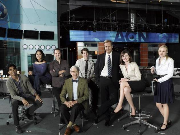 HBO Hasn't Renewed The Newsroom Yet, Despite Jeff Daniels' Tweet (UPDATE)