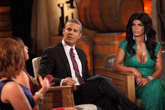 Andy Cohen Shares Details on Real Housewives of New Jersey Season 5 Reunion