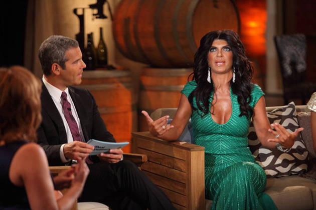Teresa Giudice Shares Shocking Reaction to Season 5 Reunion