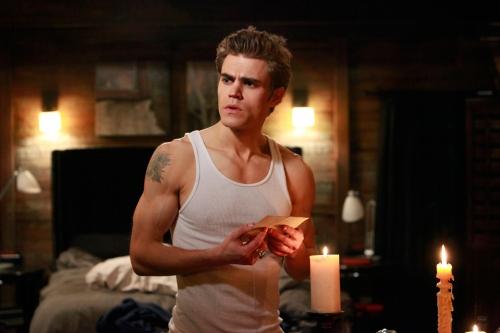 The Vampire Diaries Season 5: 5 Reasons We Love Paul Wesley's Dark Side