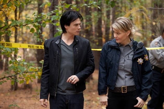 The Vampire Diaries Burning Question: What Happened to the Council?