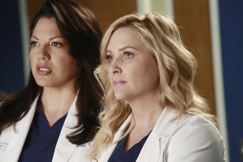 Grey's Anatomy Season 10 Spoilers: Callie Humiliates Arizona in New Clip (VIDEO)