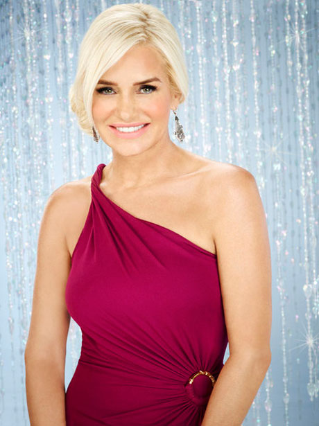 Yolanda Foster Fights Lyme Disease, Tweets Photo From Hospital