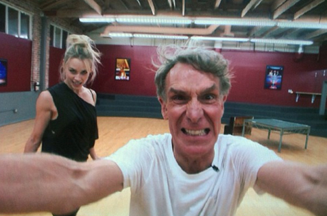 Dancing With the Stars 2013: Bill Nye Says He Can't Dance — Is He Done With the Show?
