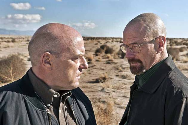 "Breaking Bad Season 5, Episode 13 Recap: ""To'hajiilee"""