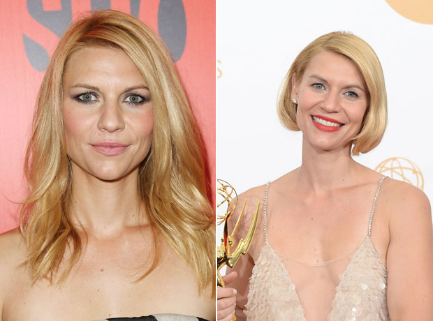 Claire Danes's Dramatic Emmy Hair Transformation: Is It Real?
