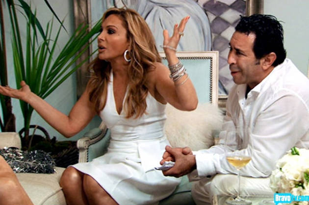 Adrienne Maloof's Ex Paul Nassif Making Return to Reality Television