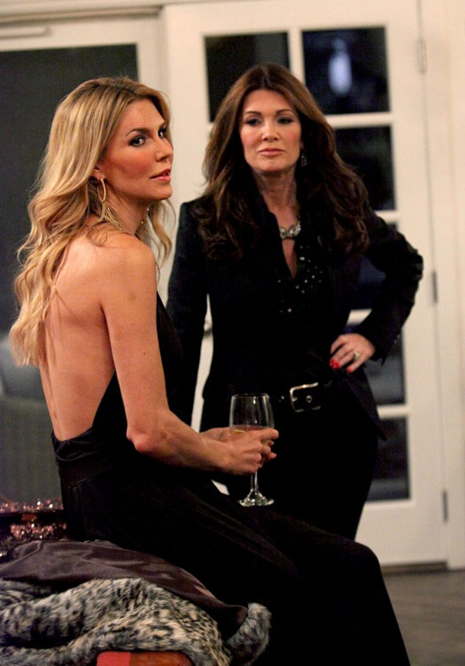 Brandi Glanville, Lisa Vanderpump Not Speaking After Big Fight: Report