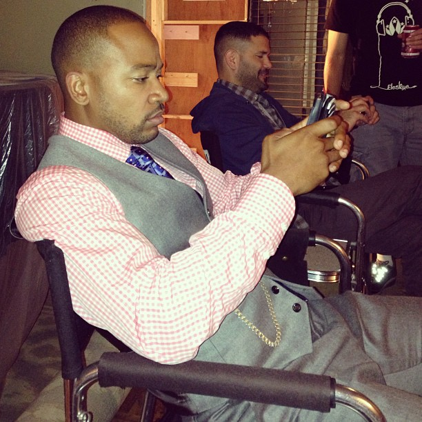 Scandal Star Columbus Short Getting Divorced: Report