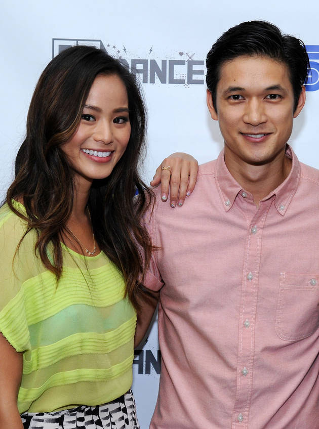 Once Upon a Time's Jamie Chung Wants Glee's Harry Shum Jr. as Love Interest — Exclusive