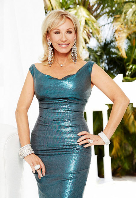 """Real Housewives' Lea Black: Marysol and Adriana Are """"Phony"""""""