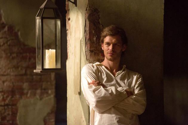 The Originals Star Joseph Morgan Talks Beheadings, Love, and Klaus' Sensitive Side