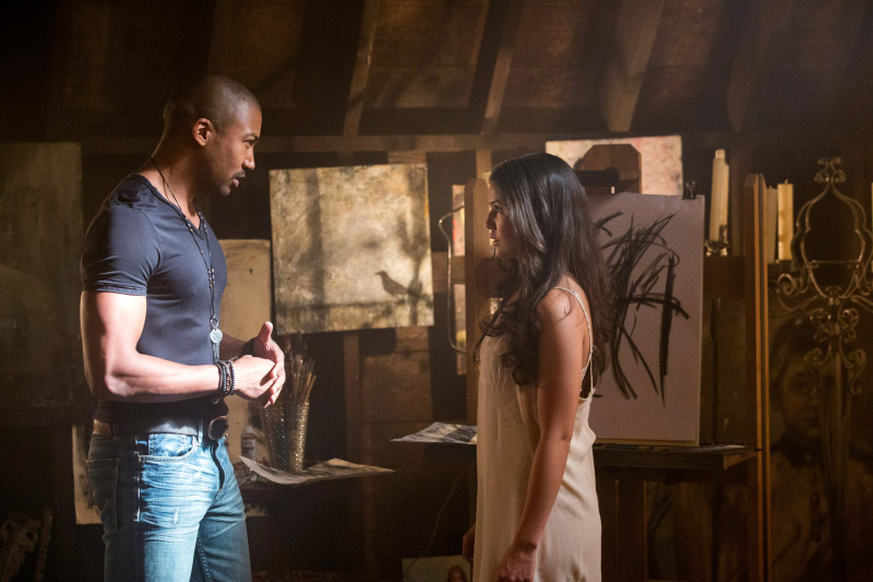 "The Originals Spoilers: Danielle Campbell on Davina's ""Developing"" Powers"