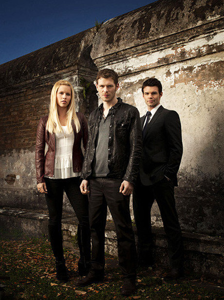 The Originals Acquired By Syfy in the United Kingdom: British Debut in Late Fall 2013