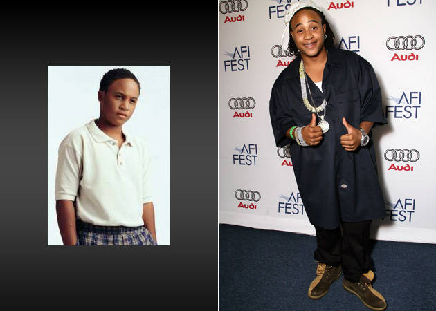 That's So Raven Star Orlando Brown Sentenced to 180 Days in Jail