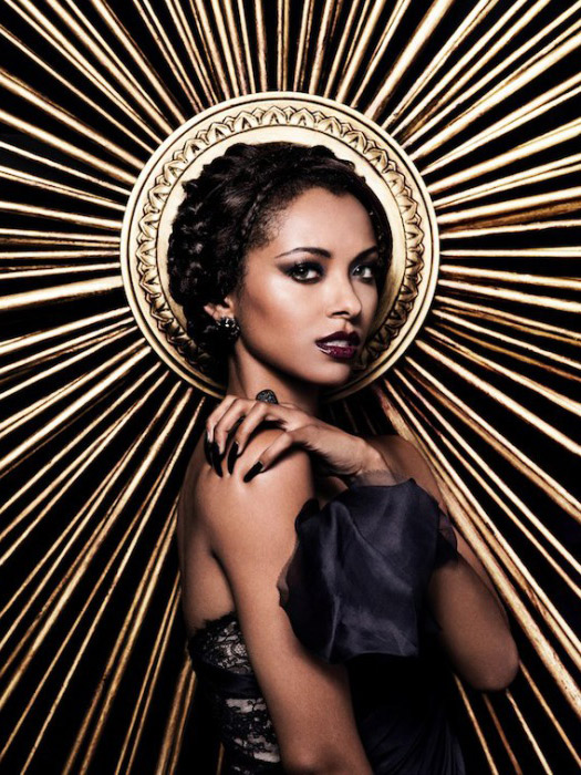 Kat Graham Reveals Which Salvatore Brother Bonnie Bennett Would Hook Up With (VIDEO)