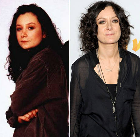Sara Gilbert Realized She Was Gay While Dating Co-Star Johnny Galecki