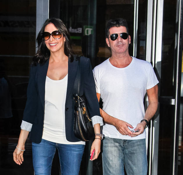 Did Simon Cowell Just Reveal He's Proposing to Lauren Silverman?