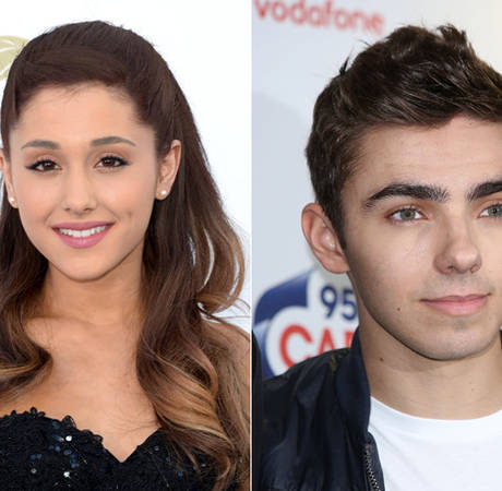 Are Ariana Grande and The Wanted's Nathan Sykes Already Over?