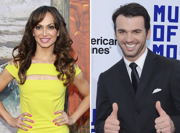 Dancing With the Stars 2013: Karina Smirnoff and Tony Dovolani's Partners Revealed! (VIDEOS)