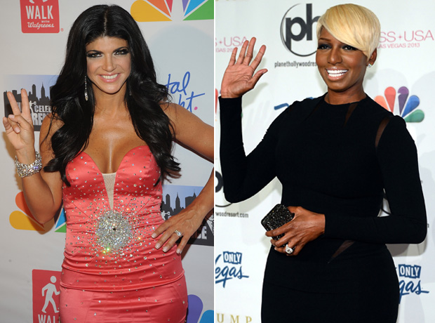 Teresa Giudice Gifts NeNe Leakes Very Expensive China For Her Wedding