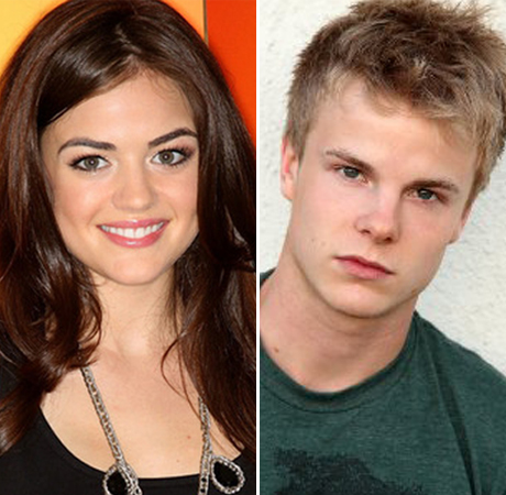 Pretty Little Liars' Lucy Hale and Boyfriend Graham Rogers Break Up!