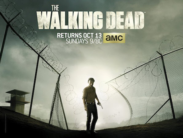 Walking Dead Season 4 Spoilers: Here's What This Poster Could Mean (PHOTO)
