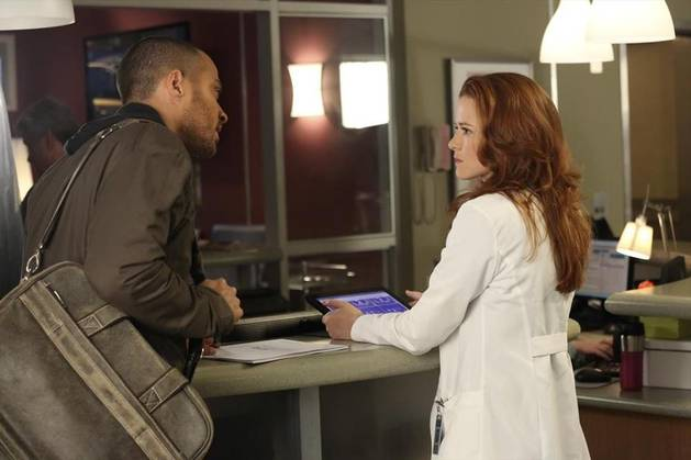 "Grey's Anatomy Season 10 Spoilers: Jackson and April Face ""Interesting Repercussions"""