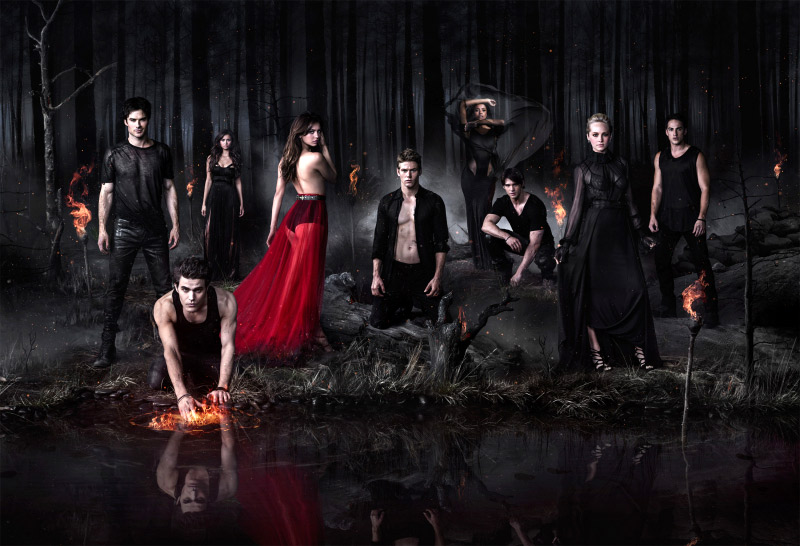 The Vampire Diaries Season 5: When is the 100th Episode?