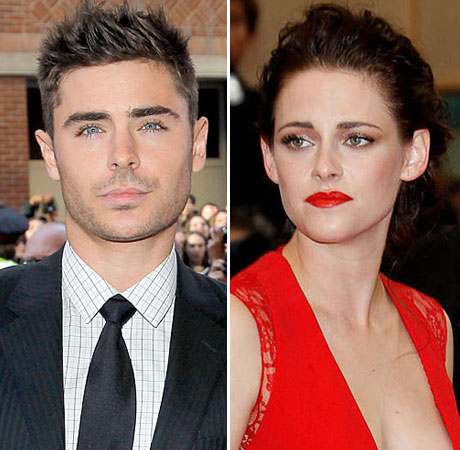Does Kristen Stewart Want to Date Zac Efron? Rumor Patrol