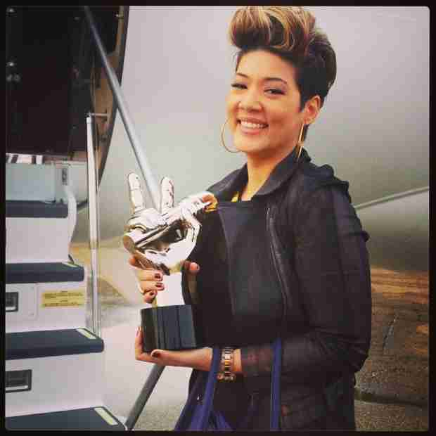 Tessanne Chin Reveals the Celeb Who Pushed Her to Audition For The Voice