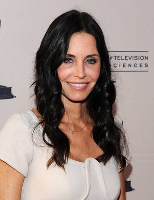 "Courteney Cox on Finding Out David Arquette is Expecting a Baby: ""I Was Nervous"" (VIDEO)"