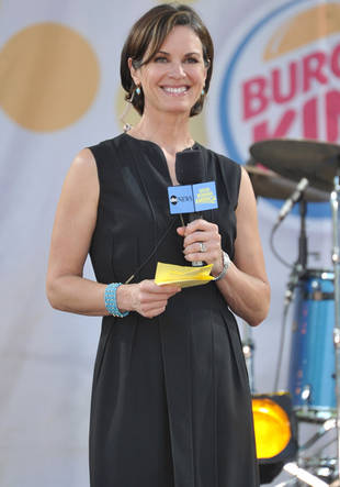 "ABC's Elizabeth Vargas Returns to TV Post-Rehab: ""I Am an Alcoholic"""